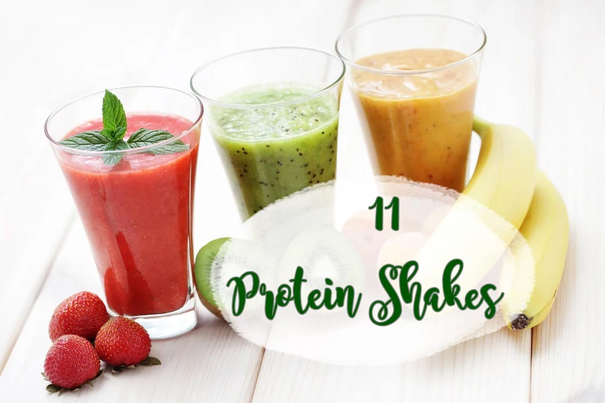 11 Protein Shakes For Weight Loss All For Health