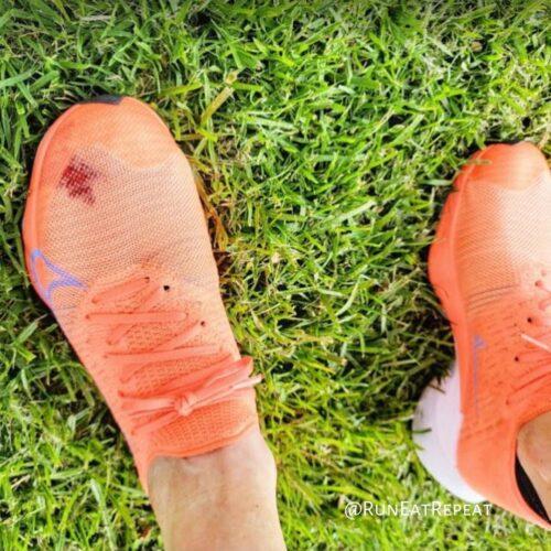Marathon Training Blog Running Shoe Fail